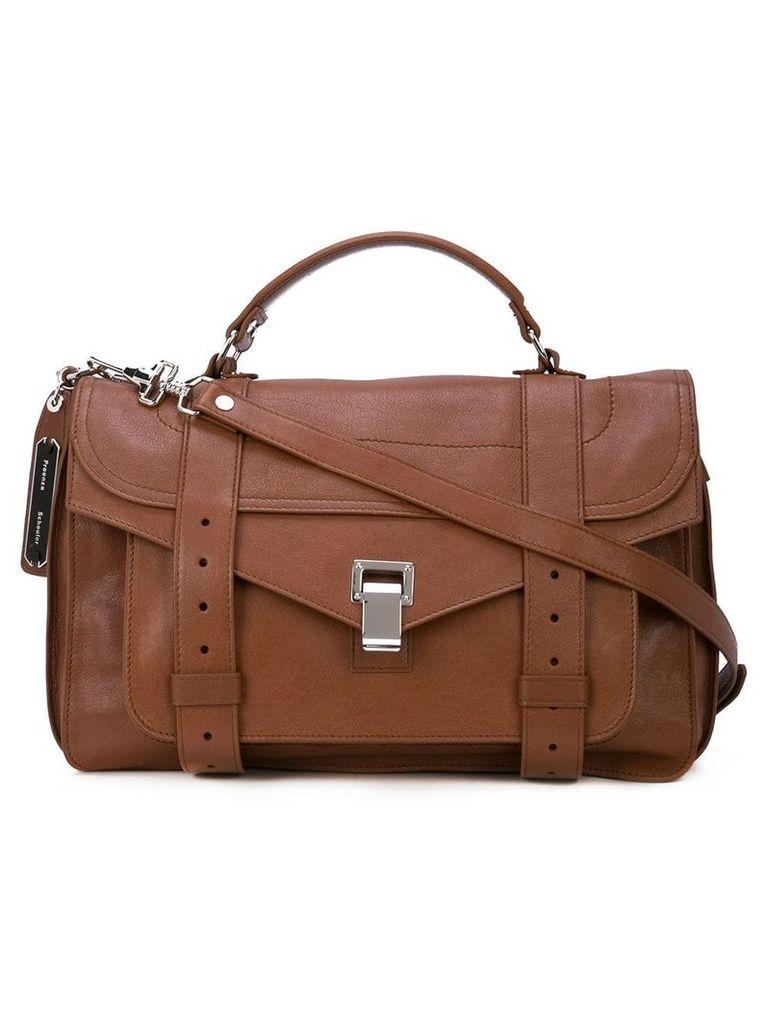 Proenza Schouler PS1 Medium - Brown