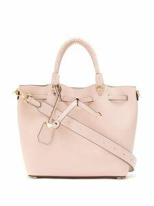 Michael Michael Kors Blakely medium leather bucket bag - Pink