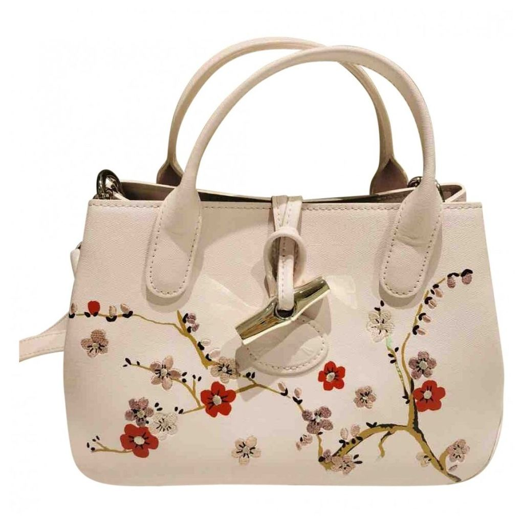 Roseau cloth handbag