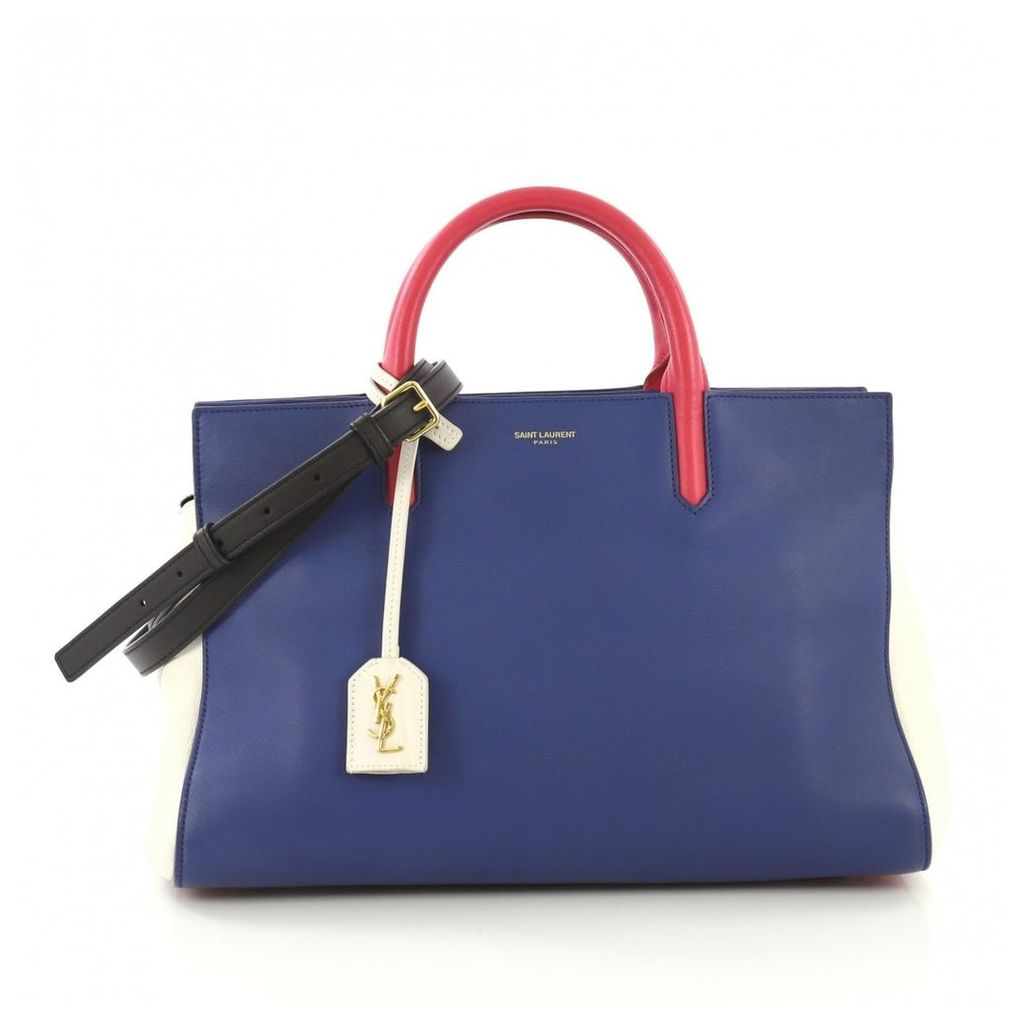 Cabas Rive Gauche leather tote