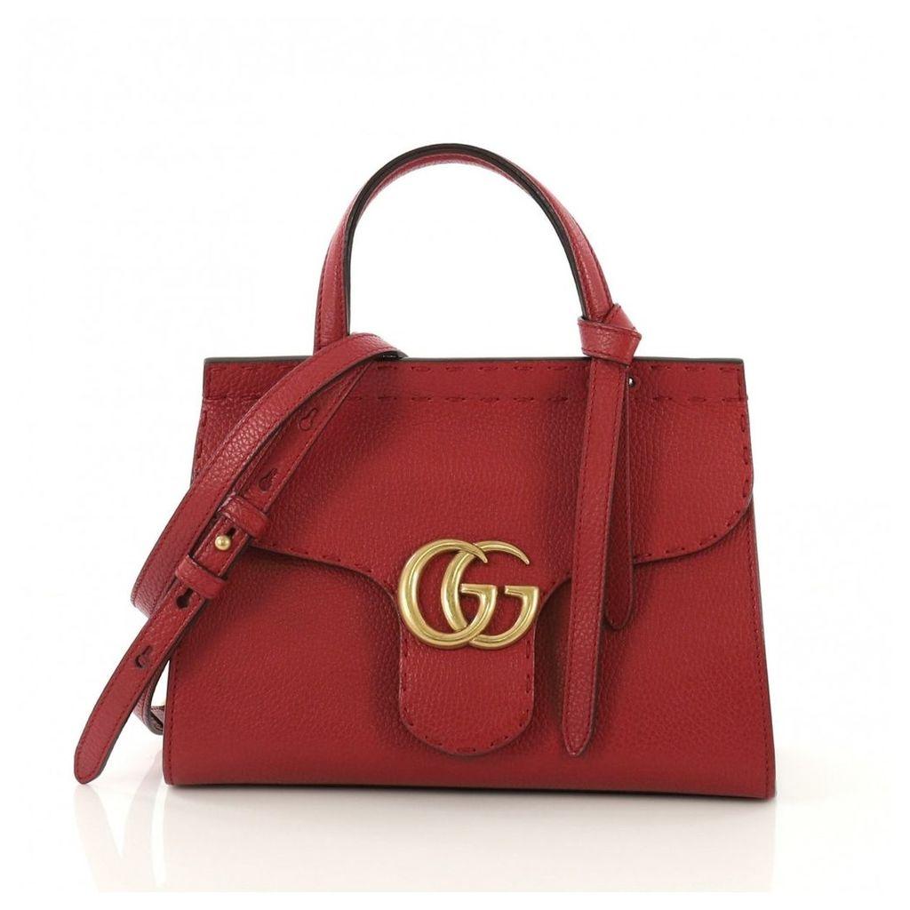 Marmont leather handbag