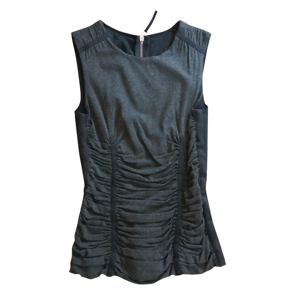 Anthracite Viscose Top