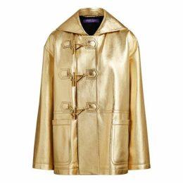 Morris Lambskin Coat