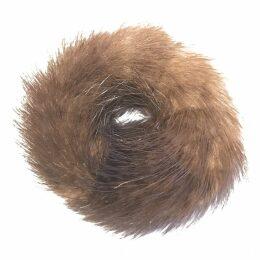 Mink hair accessory
