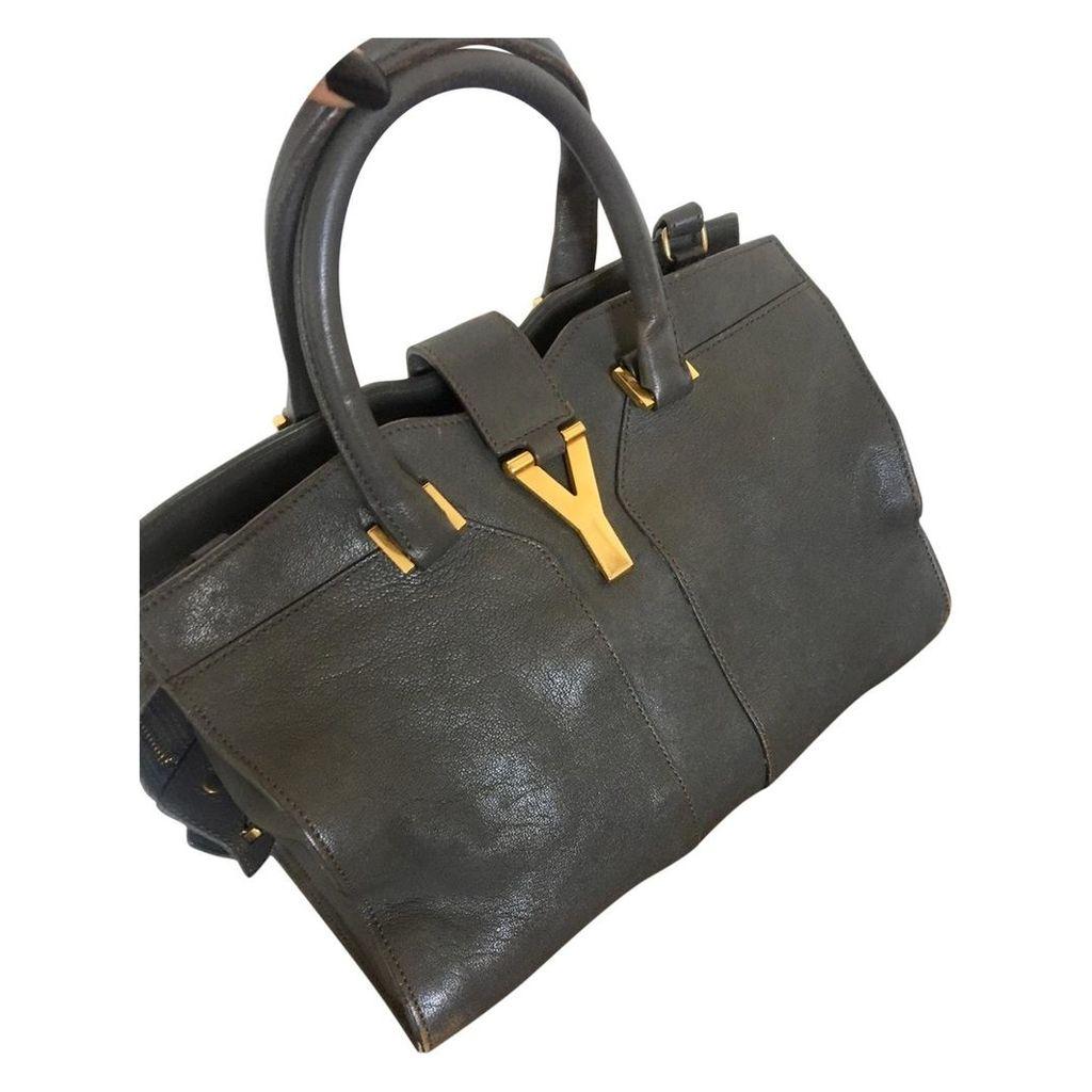 Chyc leather handbag