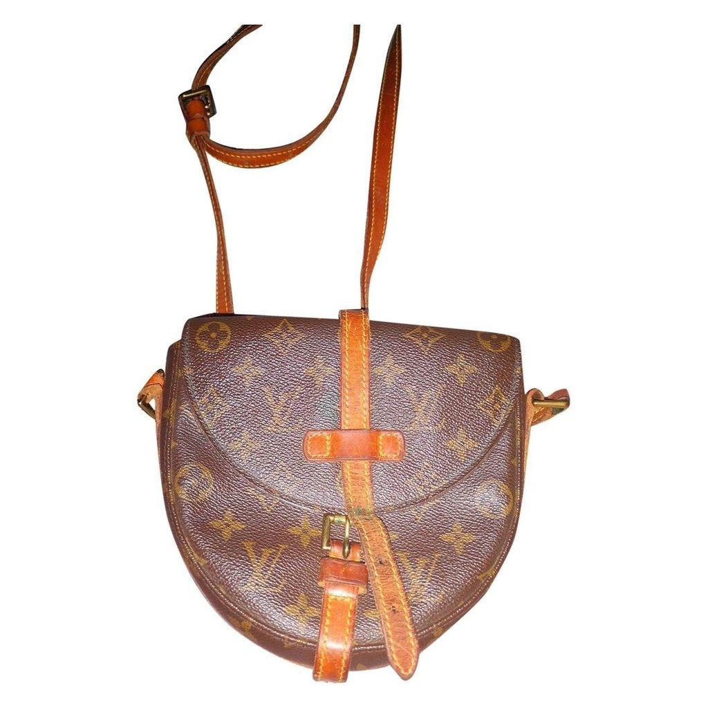 Chantilly leather crossbody bag