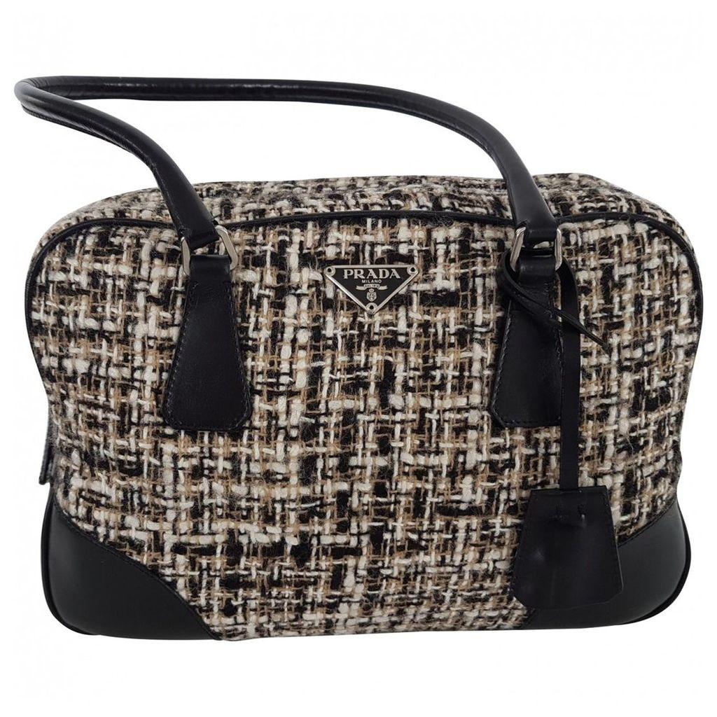 Mirage leather handbag