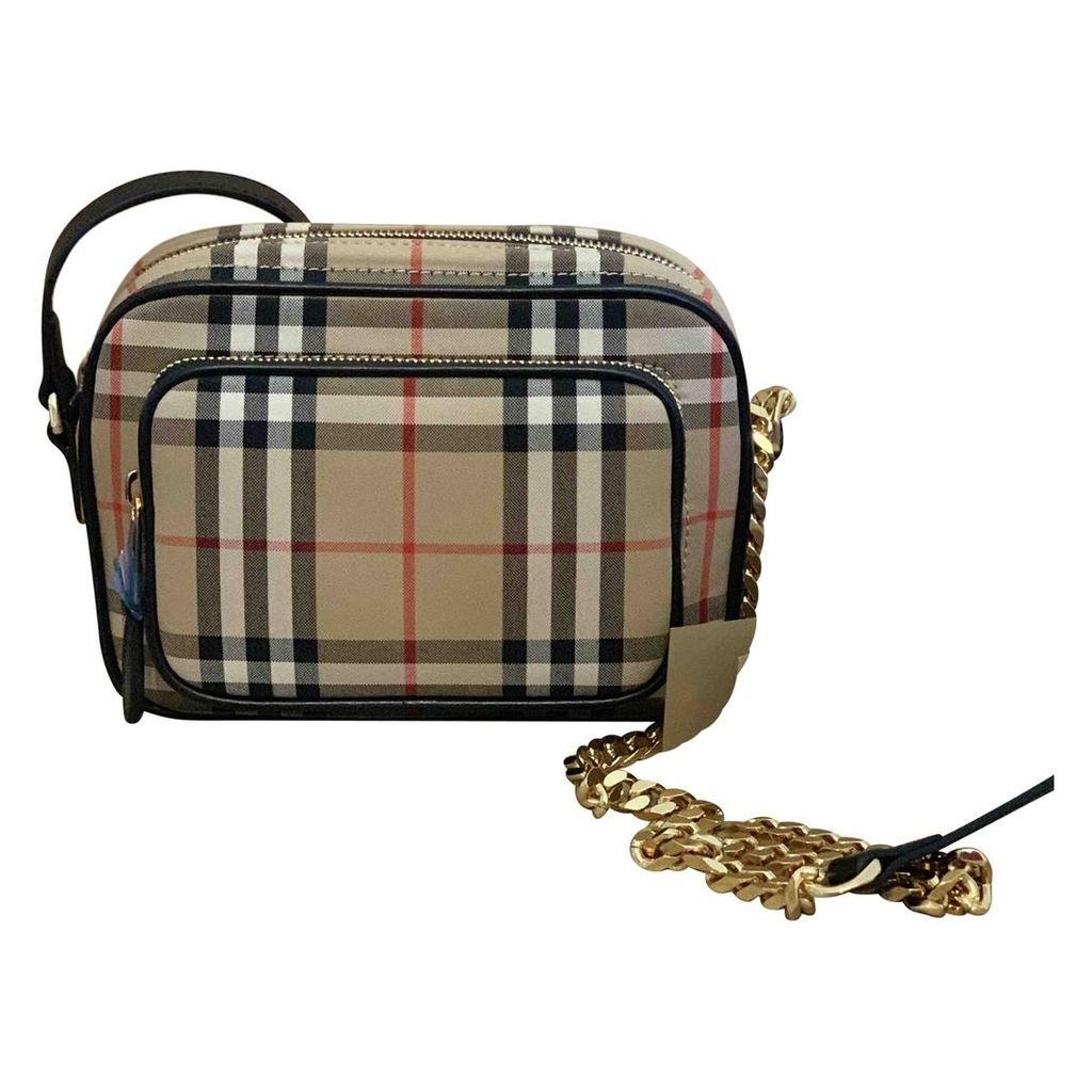 The Link cloth crossbody bag