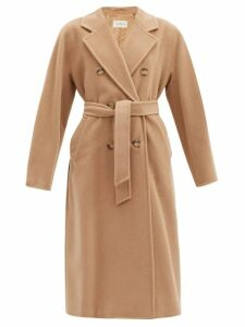Max Mara - Madame Coat - Womens - Camel