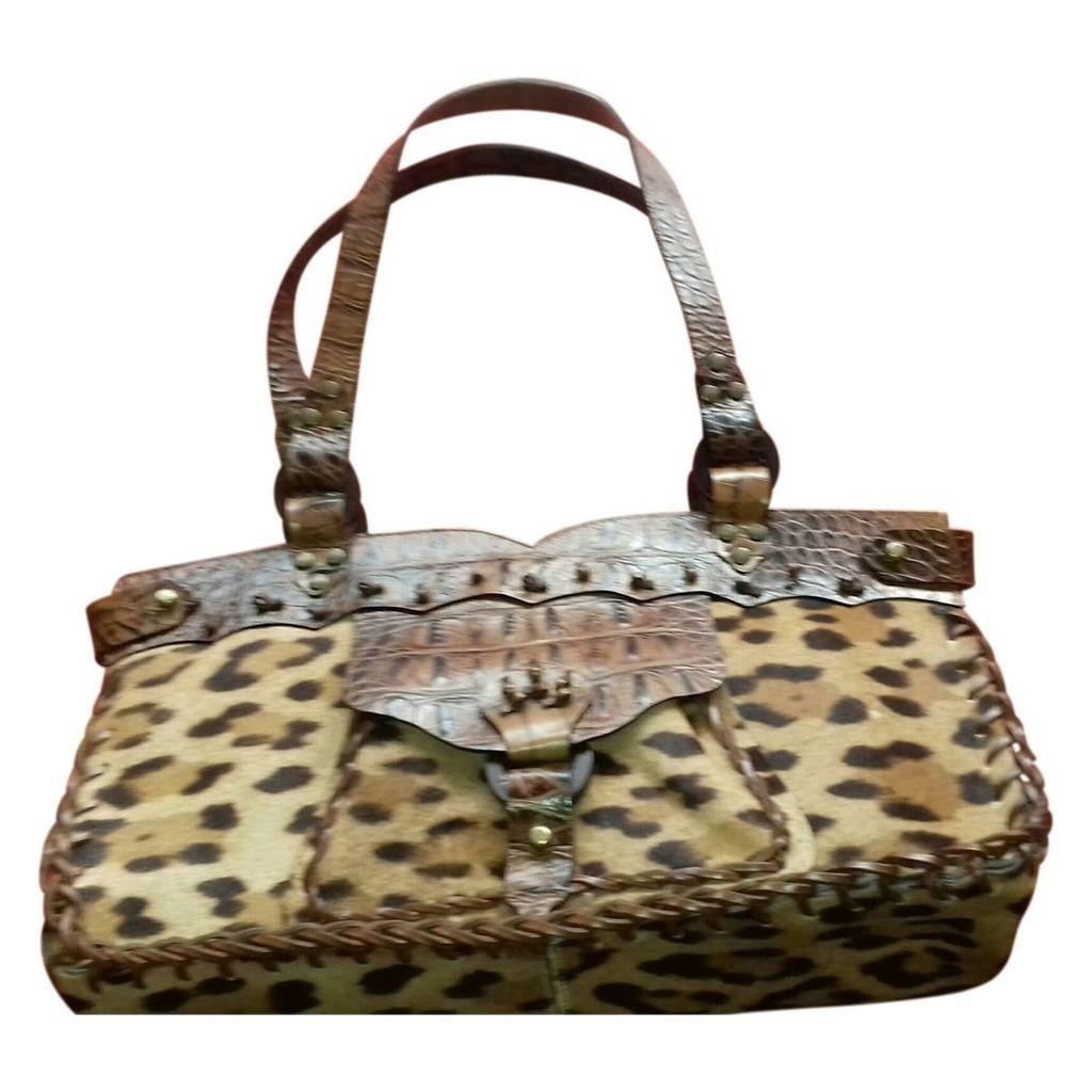 Crocodile handbag