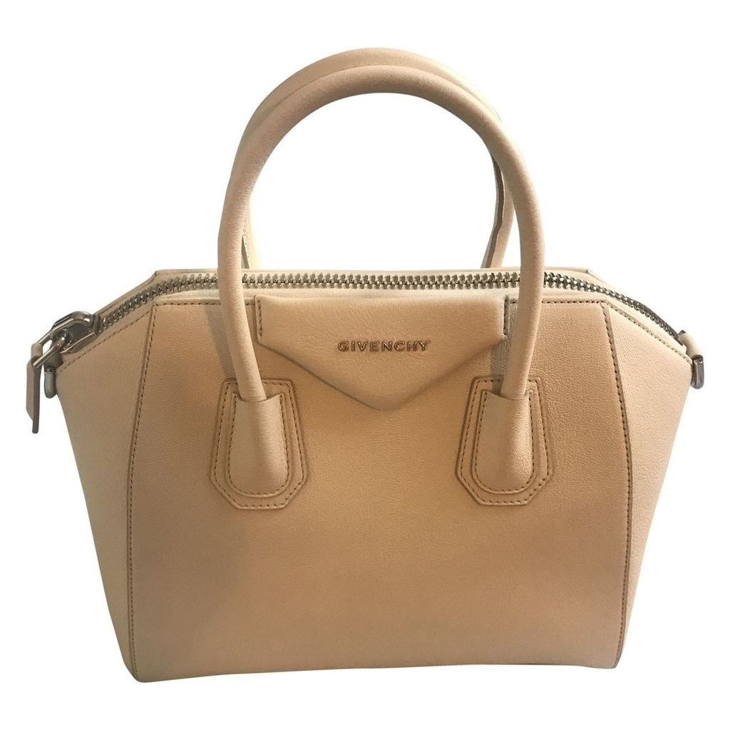 Antigona leather handbag
