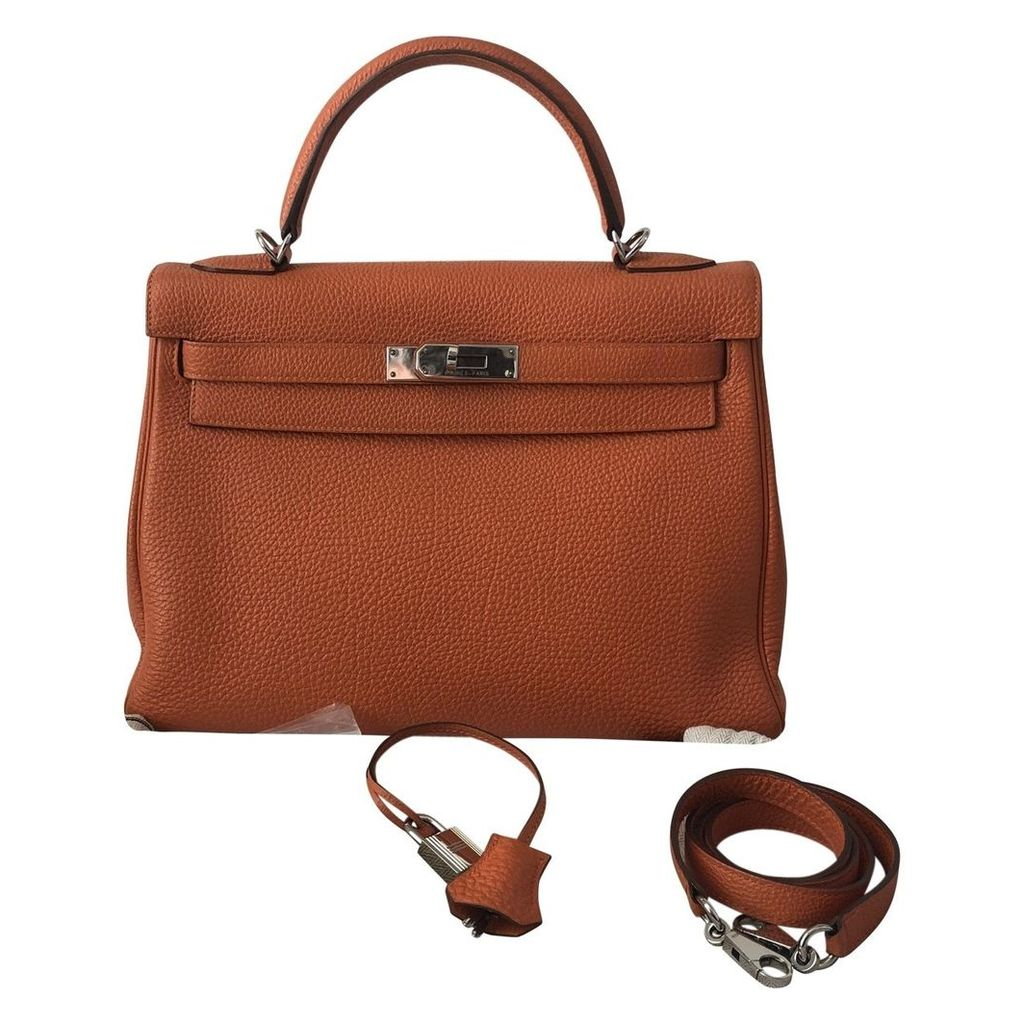 Kelly 32 leather tote