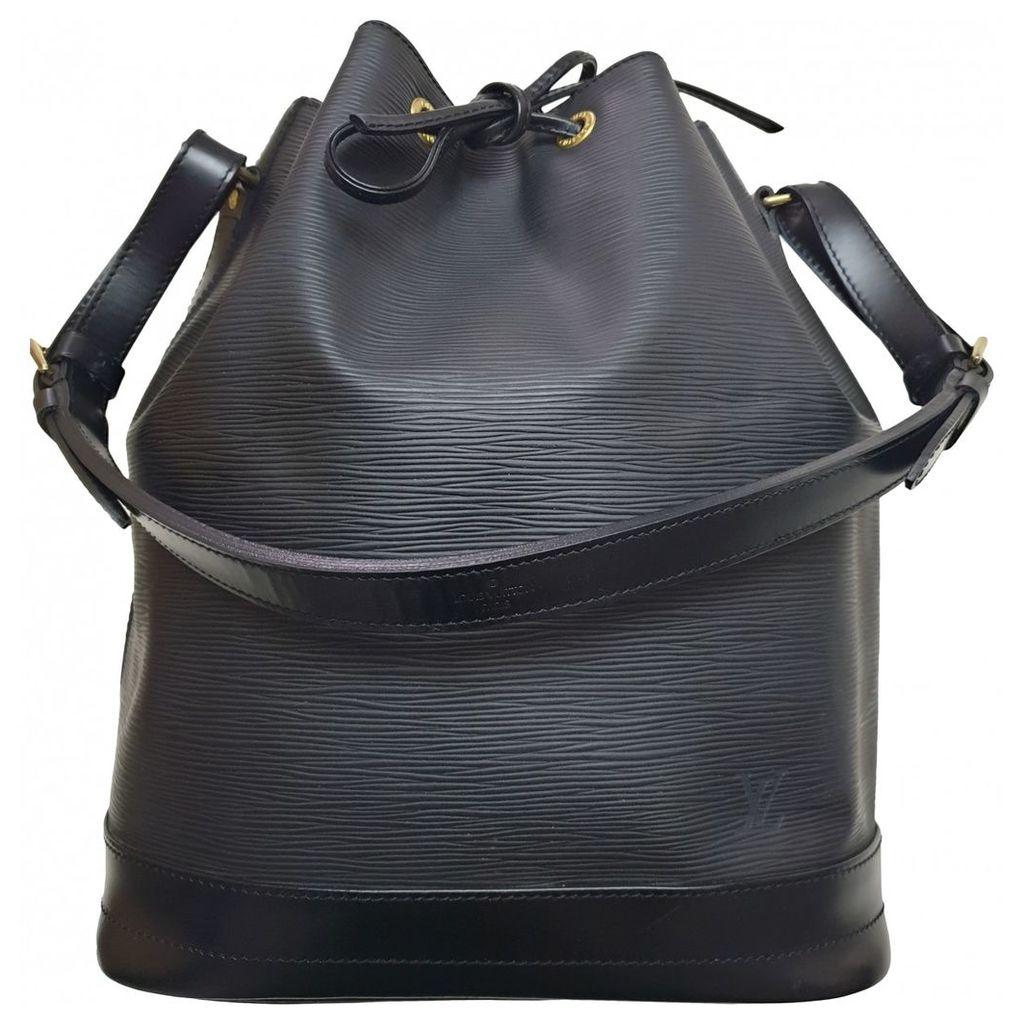 Noé leather handbag