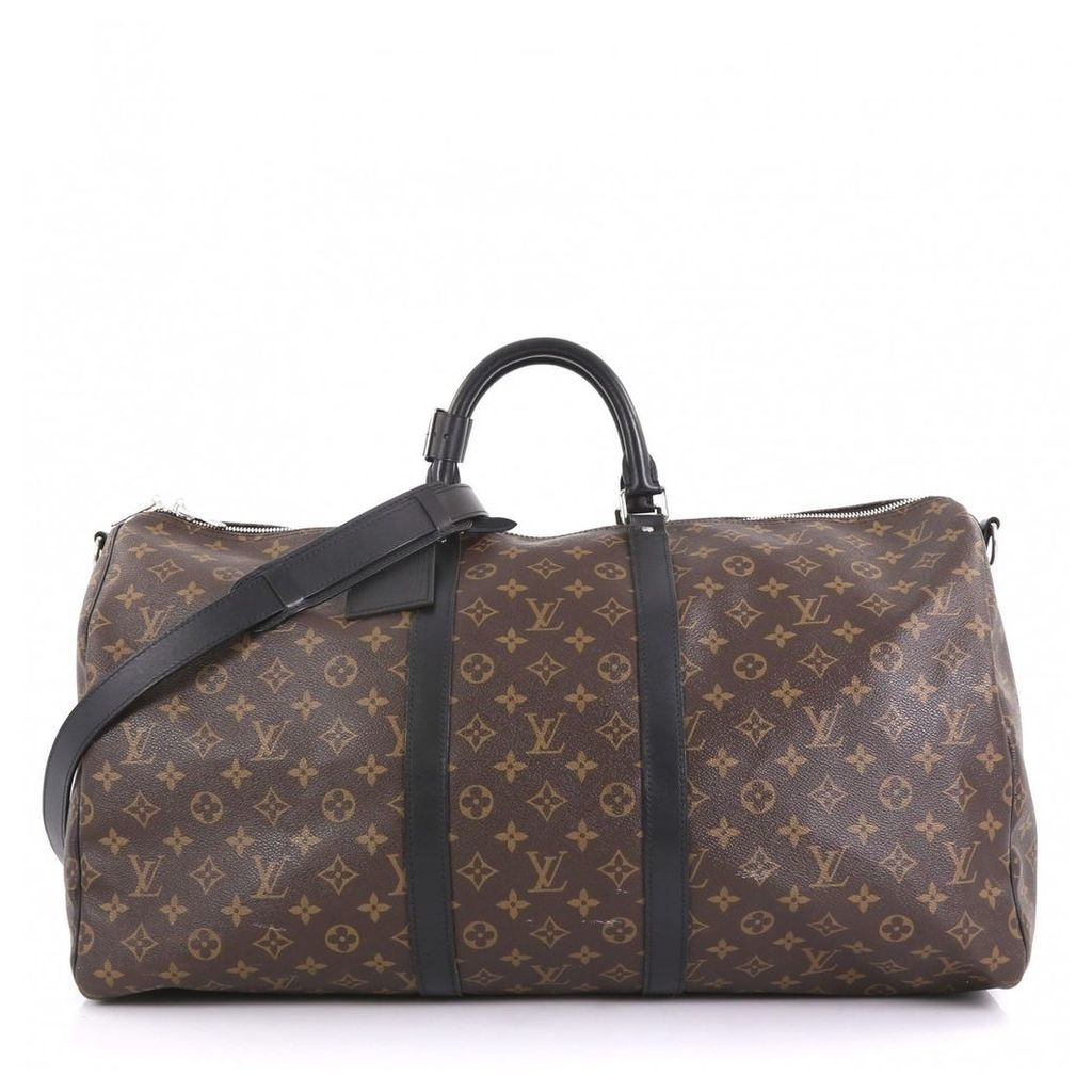 Keepall cloth travel bag