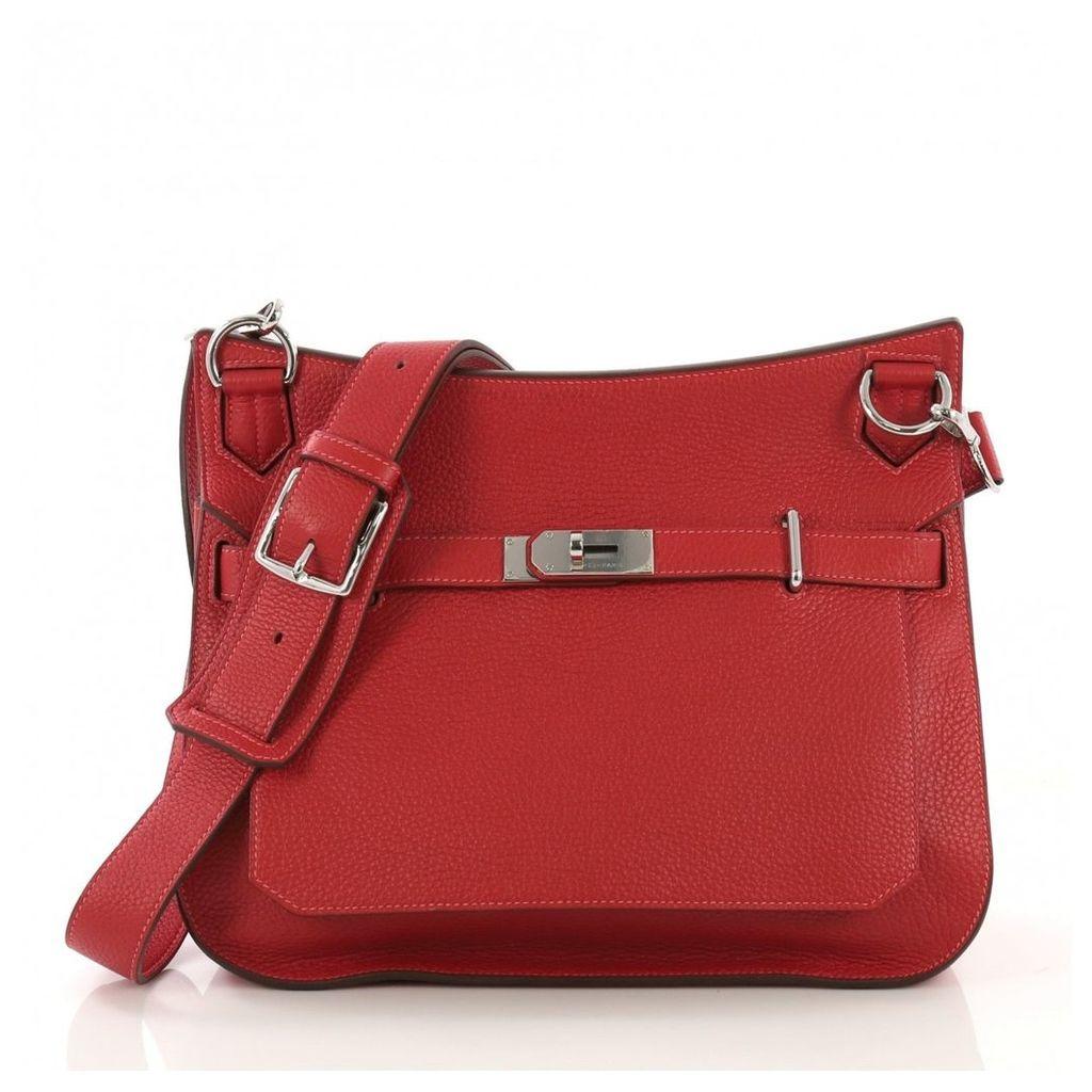 Jypsiere leather crossbody bag