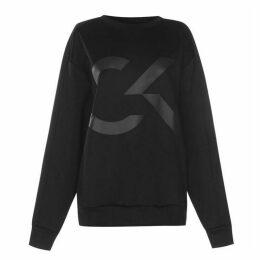 Calvin Klein Performance Large Logo Sweatshirt