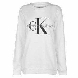 Calvin Klein Jeans Monogram Logo Sweater