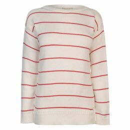 BARBOUR INTERNATIONAL Striped Knit Jumper