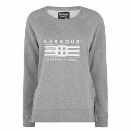 BARBOUR INTERNATIONAL Barbour Womens International Cortina Sweater
