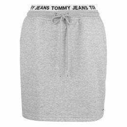 Tommy Jeans Logo Waistband Skirt