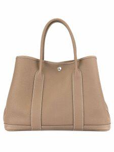 Hermès Pre-Owned Garden Party handbag - Brown