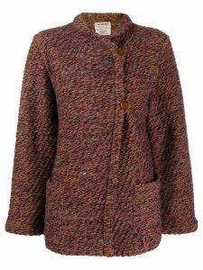 Missoni Pre-Owned 1970's bouclé jacket - Orange