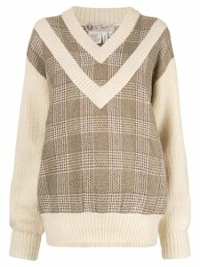 Gucci Pre-Owned Long Sleeve Sweater - Brown