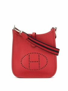 Hermès Pre-Owned Evelyne TPM crossbody bag - Red