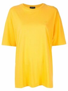 Gucci Pre-Owned Short Sleeve T-shirt - Yellow