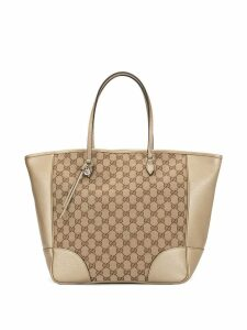 Gucci Pre-Owned GG Pattern tote - Brown