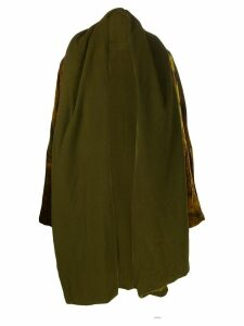 Dolce & Gabbana Pre-Owned '1990s oversized coat - Green