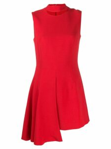Versace Pre-Owned 2000's asymmetric dress - Red