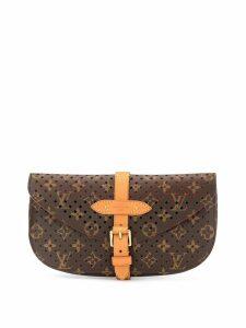 Louis Vuitton Pre-Owned Saumur clutch - Brown