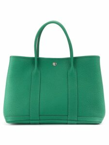 Hermès Pre-Owned Garden Party 36 hand tote bag - Green
