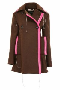 Marni Bicolor Coat