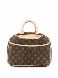 Louis Vuitton Pre-Owned Trouville handbag - Black