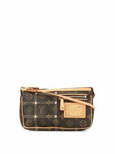 Louis Vuitton Pre-Owned Monogram Rivet Pochette Accessoires handbag -