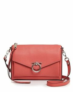 Rebecca Minkoff Jean Mac Leather Crossbody