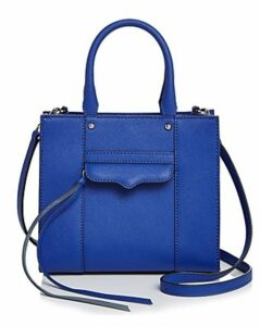 Rebecca Minkoff Mini Mab Leather Crossbody