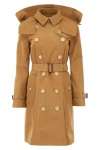 Burberry Kensington Mini Trench Coat