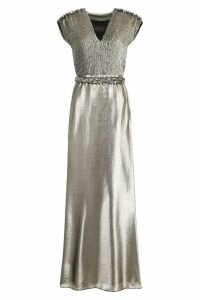 Max Mara Lurex Dress