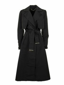 Elisabetta Franchi Celyn B. Dust Coat With Belt