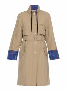 Kenzo Tech Fabric Trench