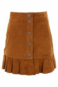 Ganni Salvia Skirt