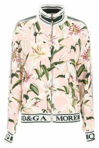 Dolce & Gabbana Lamore è Bellezza Track Jacket
