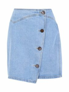 Nanushka Denim Skirt