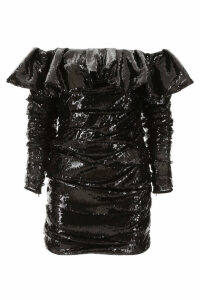 ATTICO Sequins Mini Dress