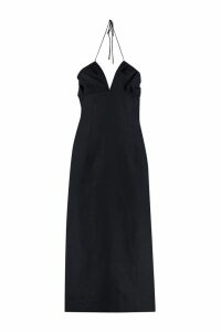 Jacquemus Bambino Longue Pencil Dress