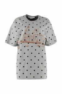 Golden Goose Melita Printed T-shirt