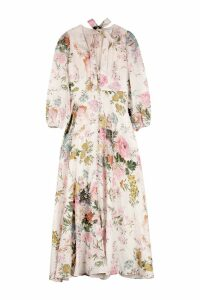 Zimmermann Heathers Floral Long Dress